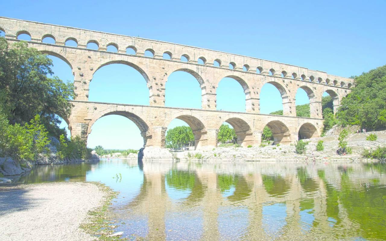 Pont du Gard, location vacances occitanie, Domaine et Demeure